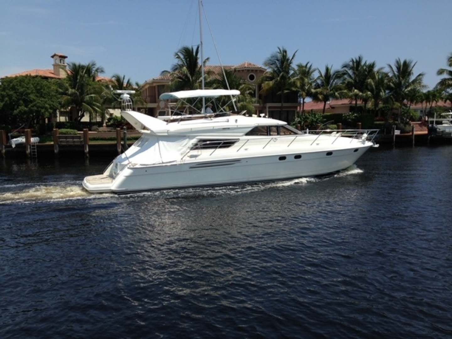 Picture Of: 60' Viking Princess Sport Cruiser 2000 Yacht For Sale | 1 of 35