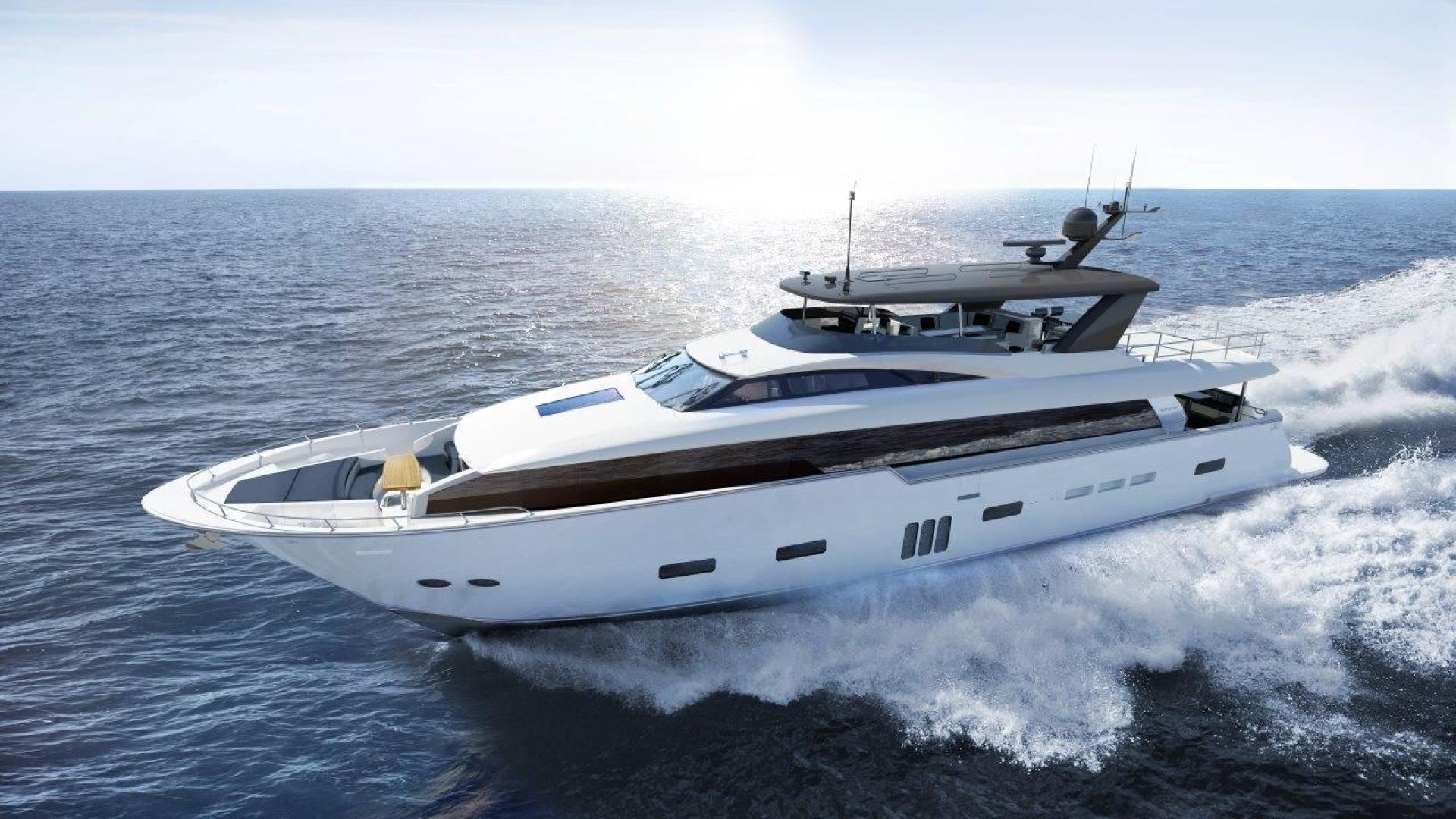 "2020 Hatteras 104'  ""105 RAISED PILOTHOUSE"""