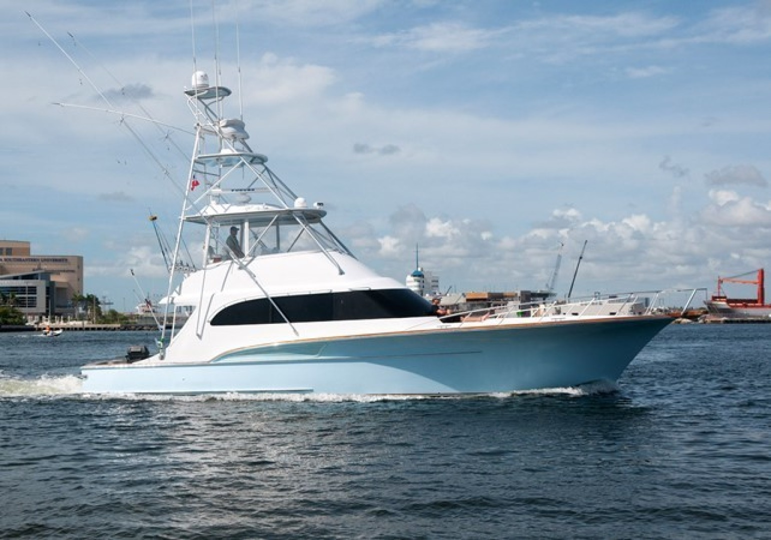 Picture Of: 53' Sculley 2008 Yacht For Sale | 1 of 47