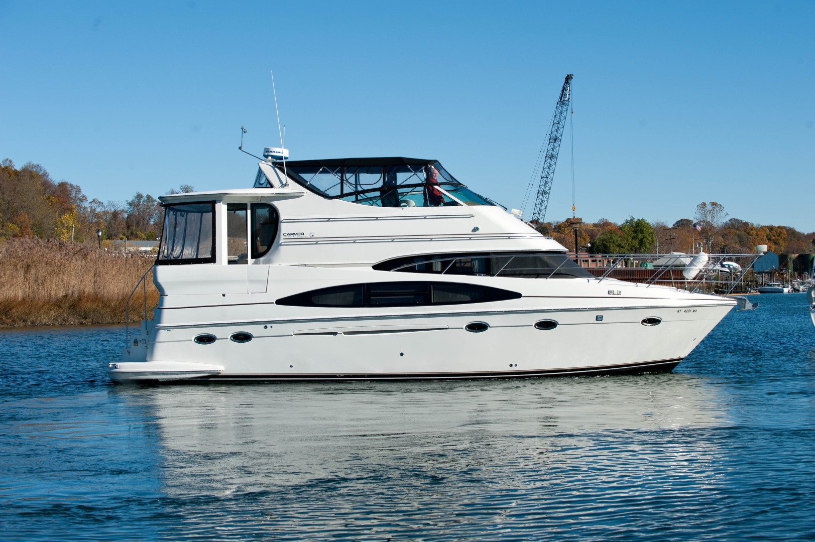Picture Of: 46' Carver 466 Motor Yacht 2004 Yacht For Sale | 2 of 34