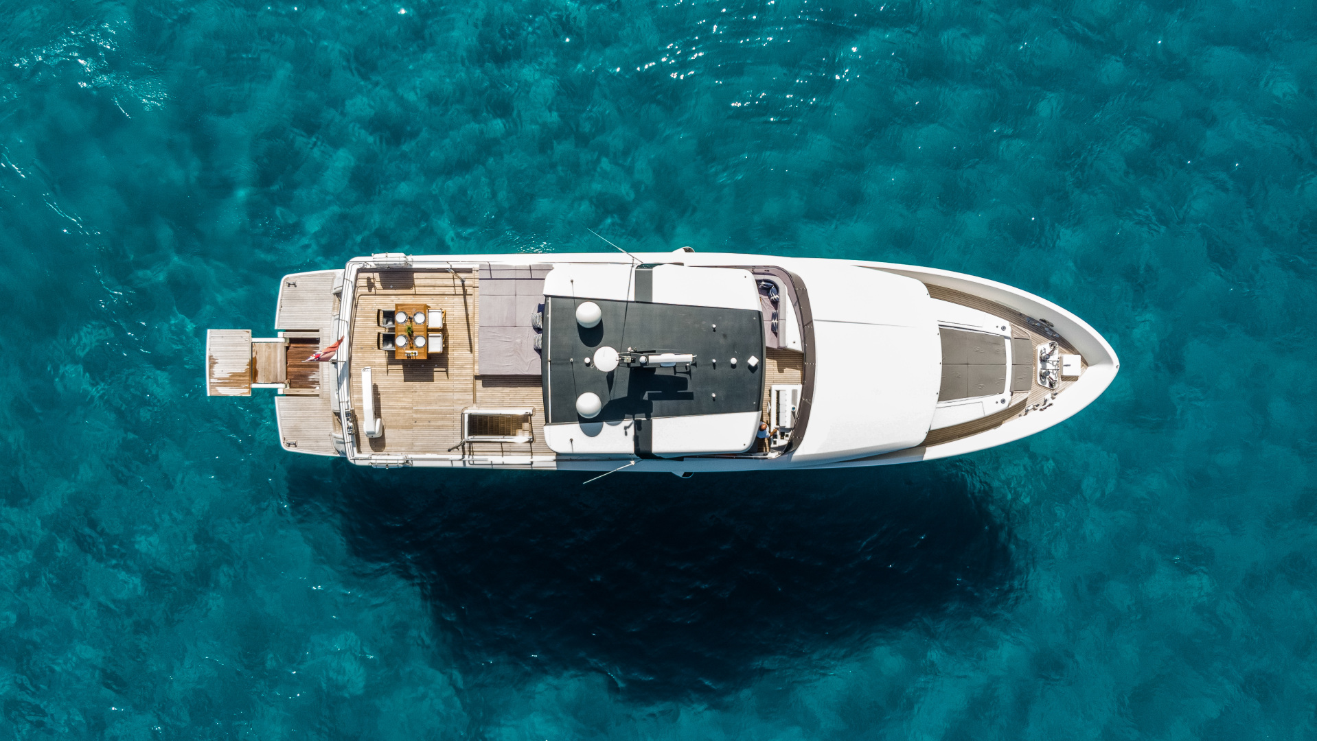 Picture Of: 89' Cantiere Delle Marche Nauti Air 86 2016 Yacht For Sale   2 of 81