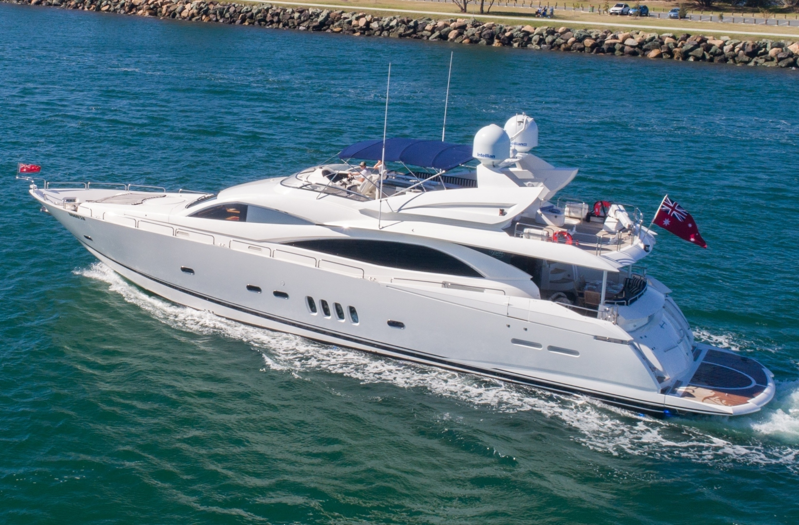 Picture Of: 94' Sunseeker 94 Yacht 2005 Yacht For Sale | 2 of 25