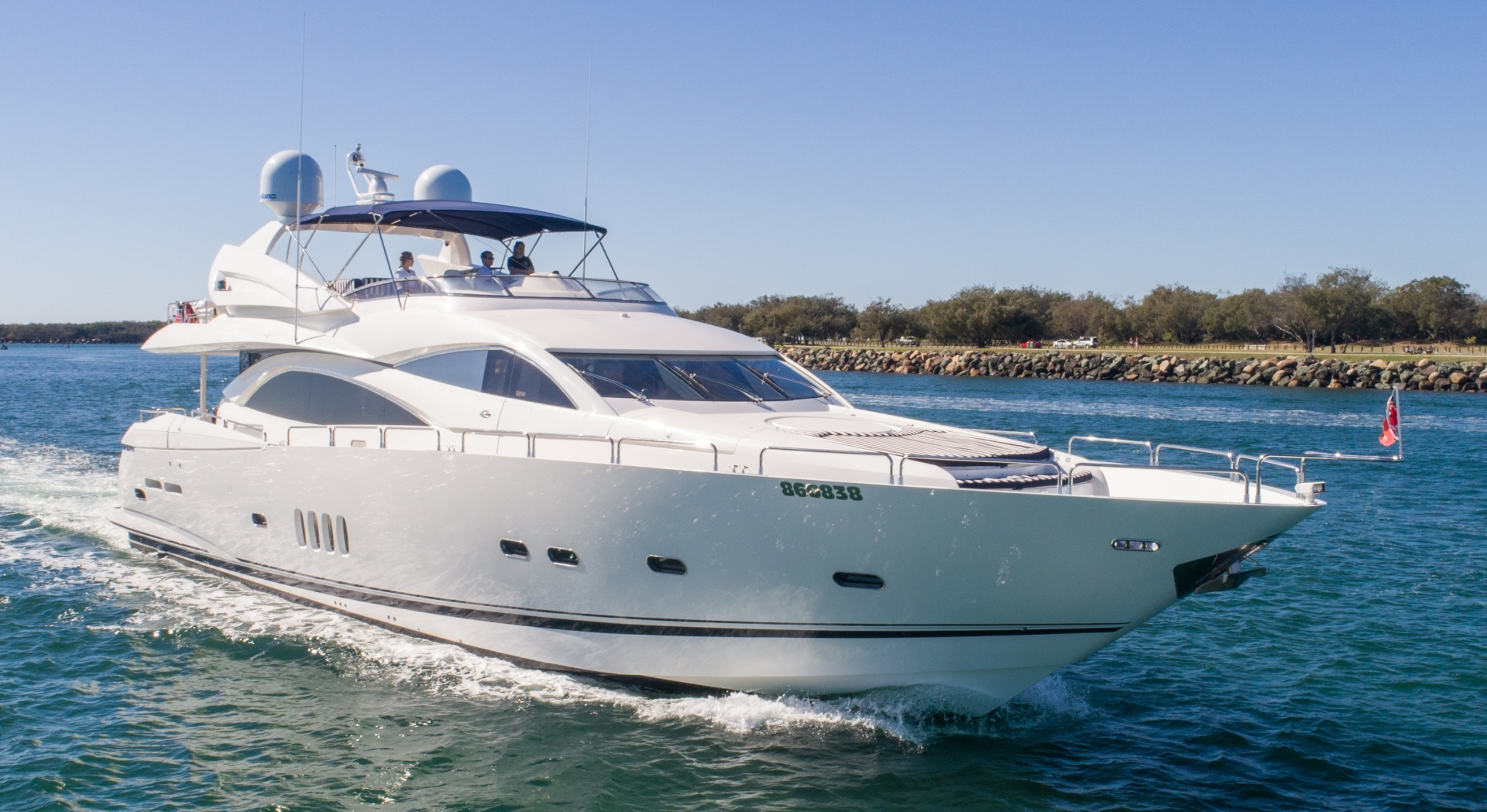 Picture Of: 94' Sunseeker 94 Yacht 2005 Yacht For Sale | 1 of 25