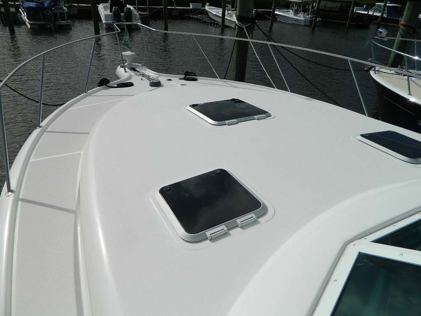 Tiara-Open 2004-Door Knock II Hobe Sound-Florida-United States-Foredeck-1315515 | Thumbnail