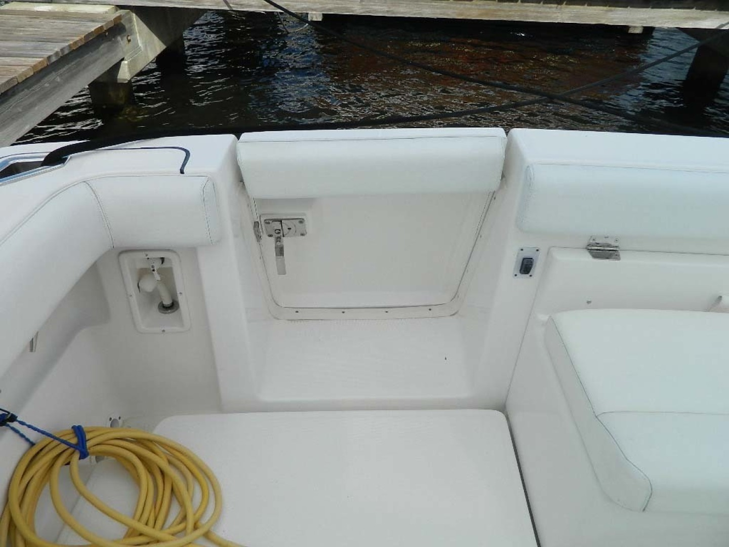 Tiara-Open 2004-Door Knock II Hobe Sound-Florida-United States-Transom Gate-1315564 | Thumbnail