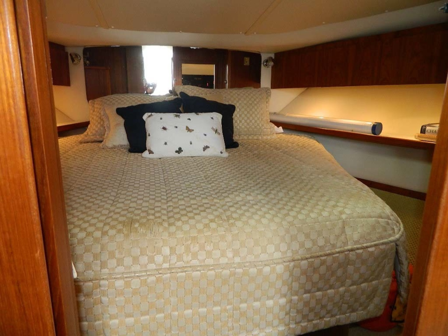 Tiara-Open 2004-Door Knock II Hobe Sound-Florida-United States-Master Stateroom Berth-1315548 | Thumbnail