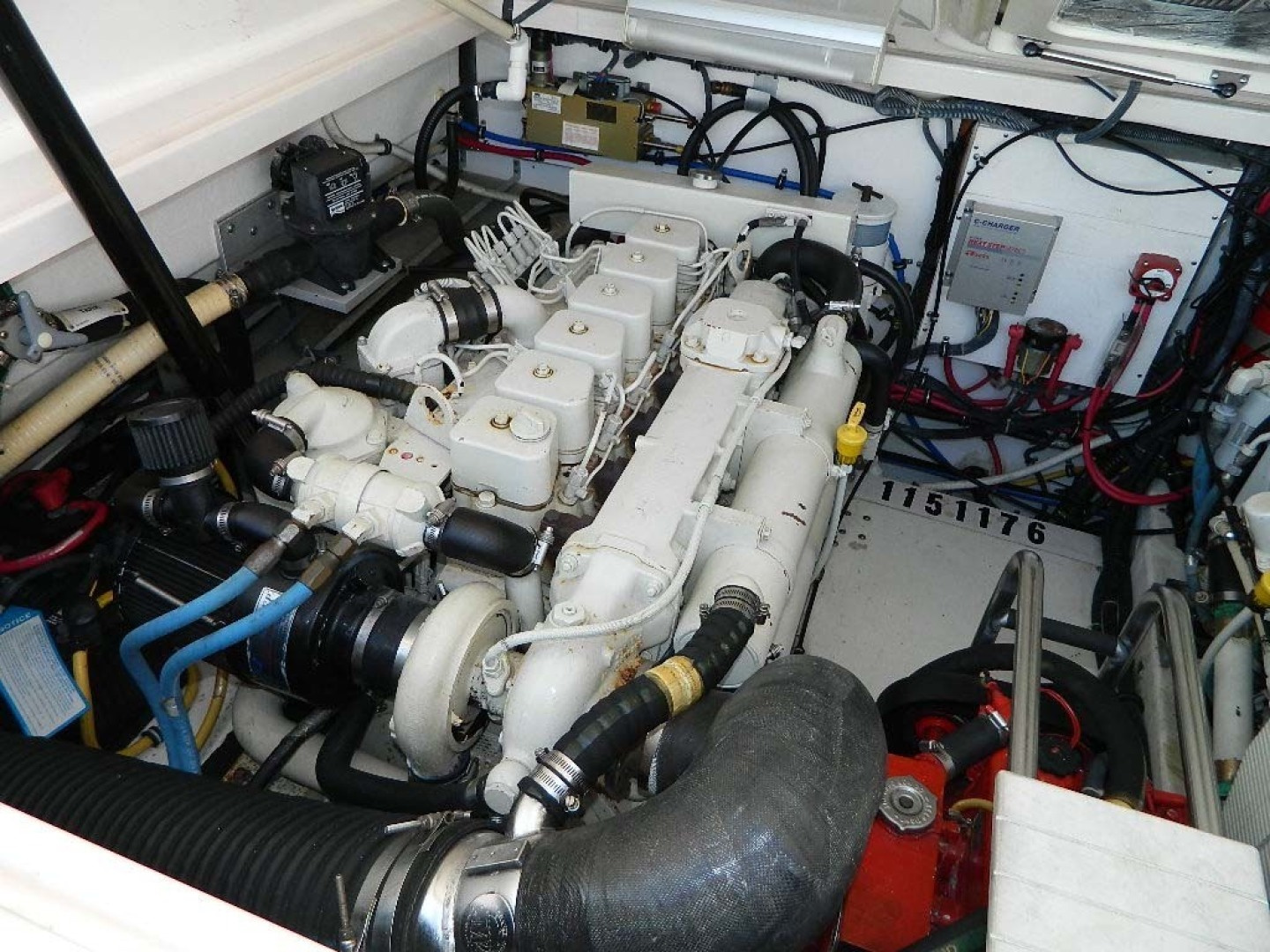 Tiara-Open 2004-Door Knock II Hobe Sound-Florida-United States-Port Engine-1315560 | Thumbnail