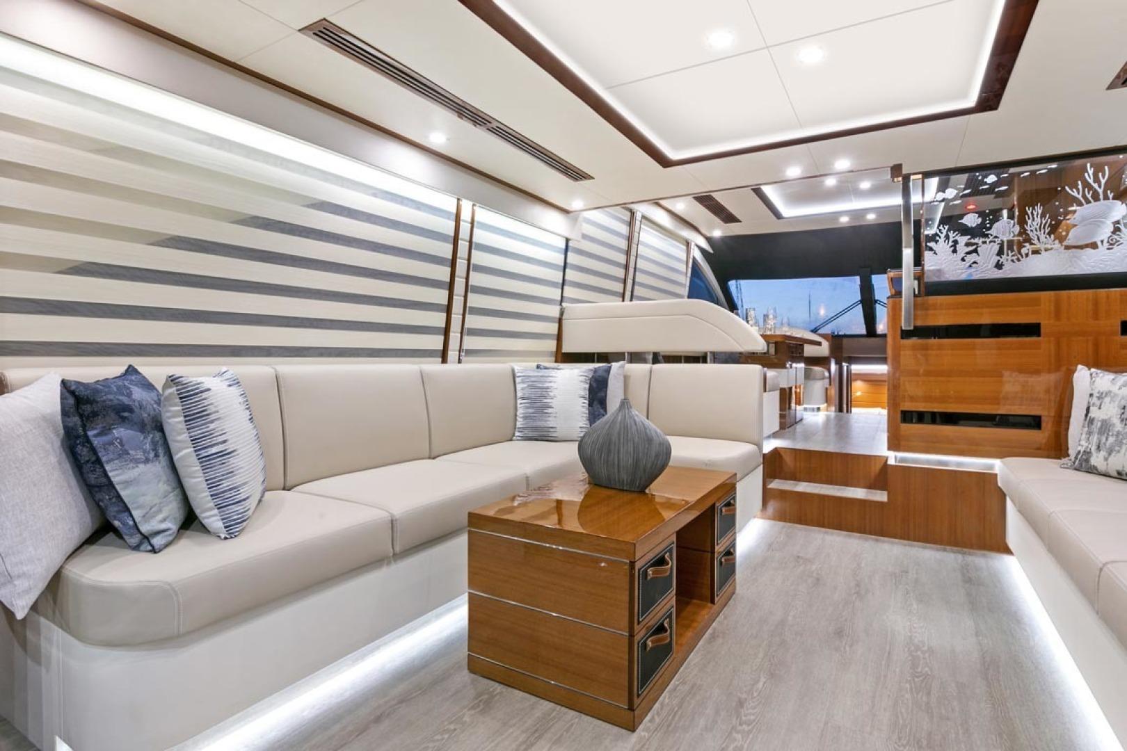 Dyna Yachts-63 2020 -Jupiter-Florida-United States-Main Salon-1460386 | Thumbnail