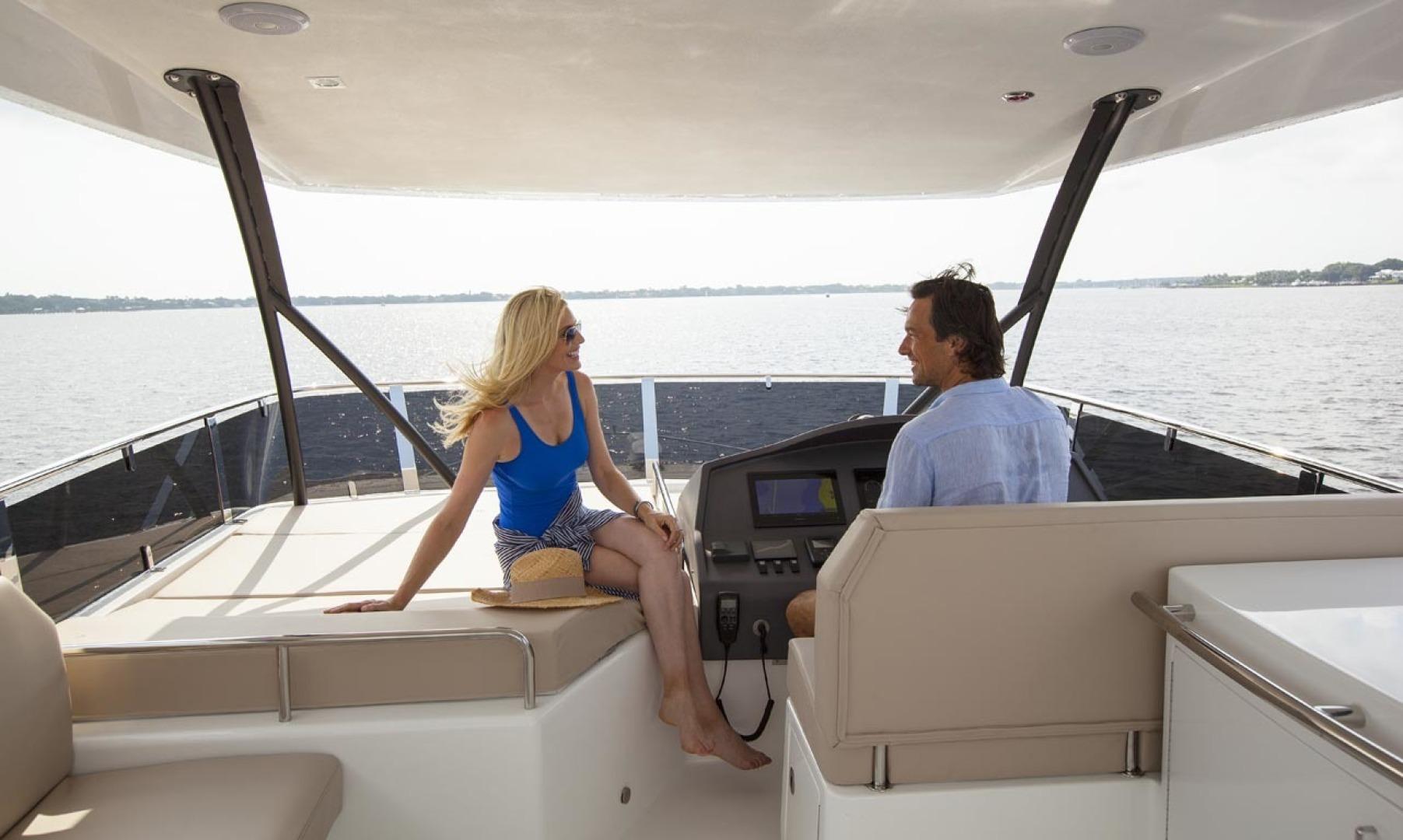 Dyna Yachts-63 2020 -Jupiter-Florida-United States-Flybridge-1460380 | Thumbnail