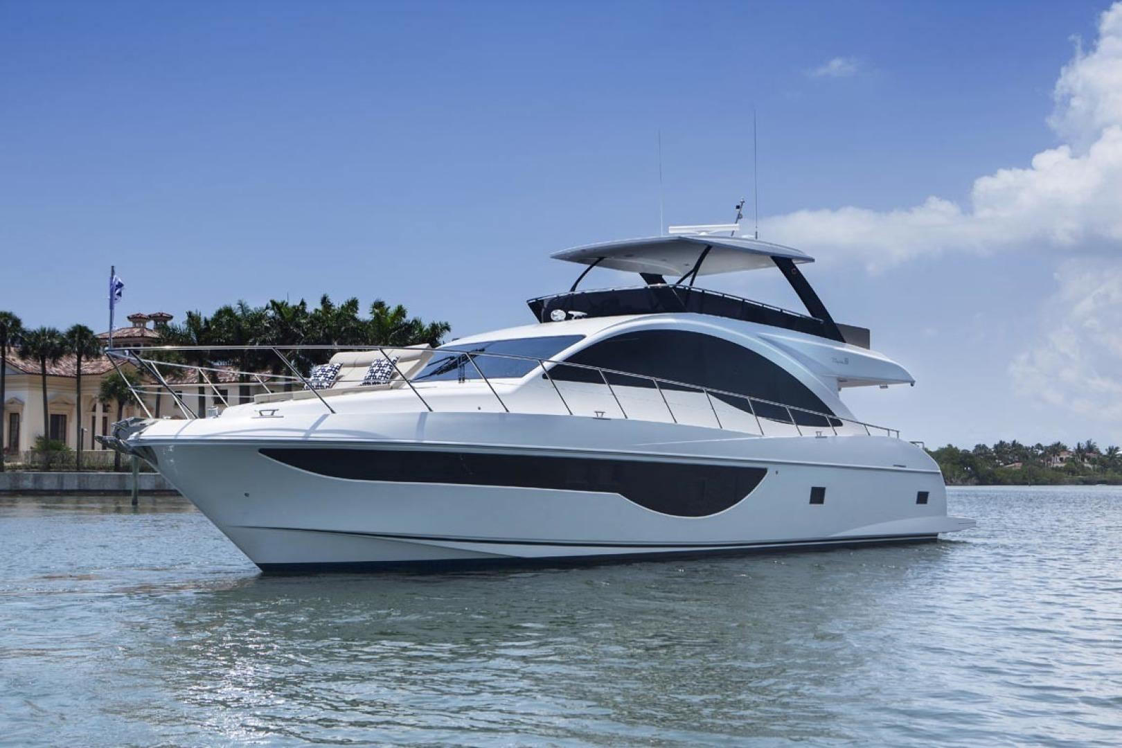 Dyna Yachts-63 2020 -Jupiter-Florida-United States-Main Profile-1460375 | Thumbnail