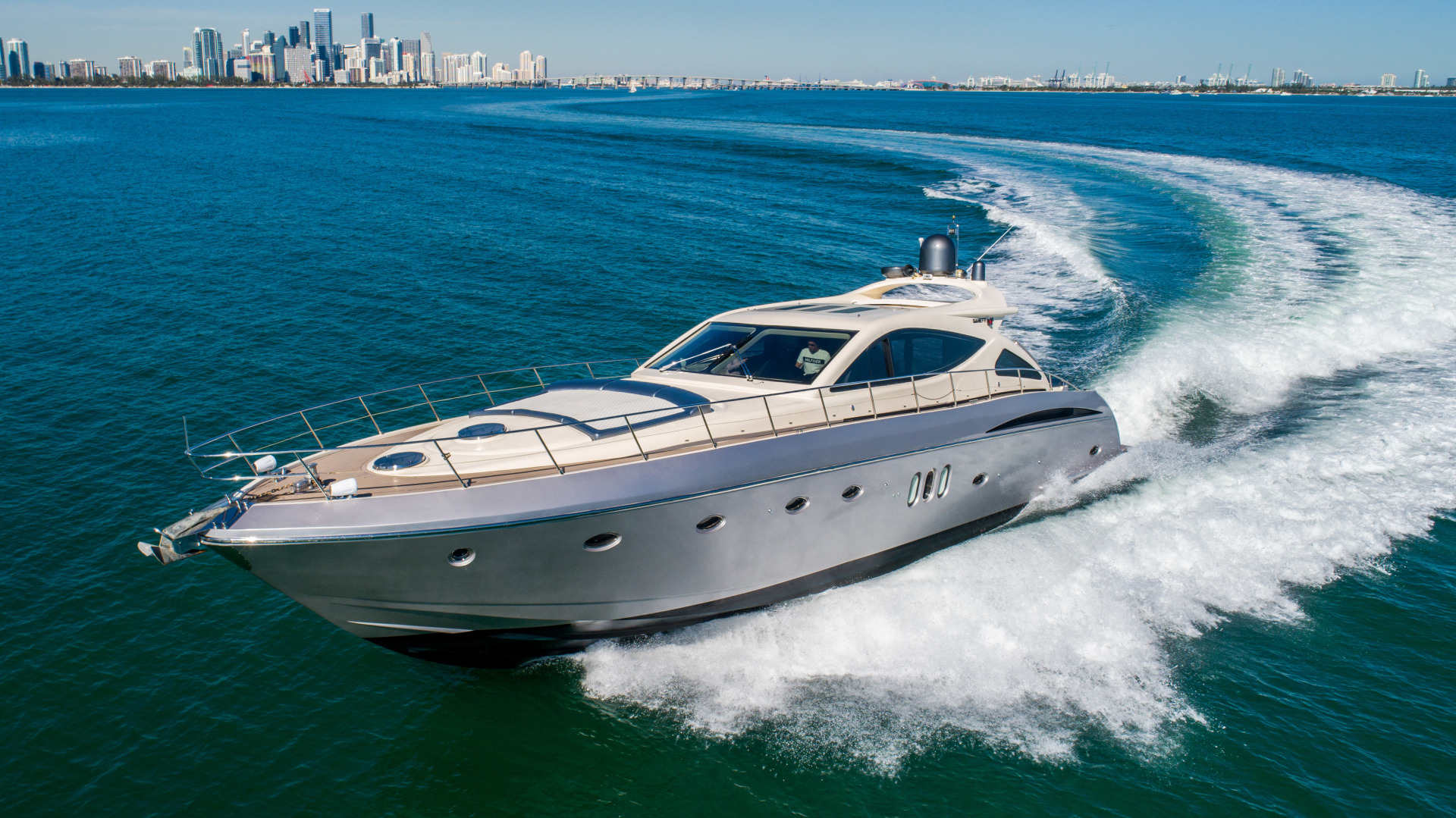 Picture Of: 68' Gianetti HT 2007 Yacht For Sale | 1 of 86