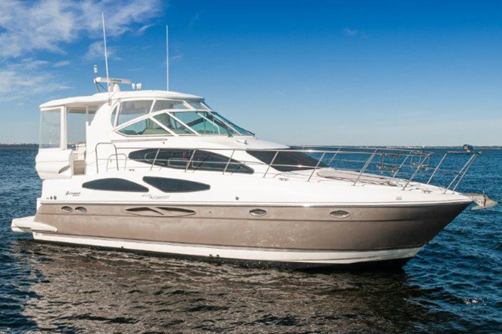 Picture Of: 42' Cruisers 415 Express Motor Yacht 2011 Yacht For Sale   1 of 37