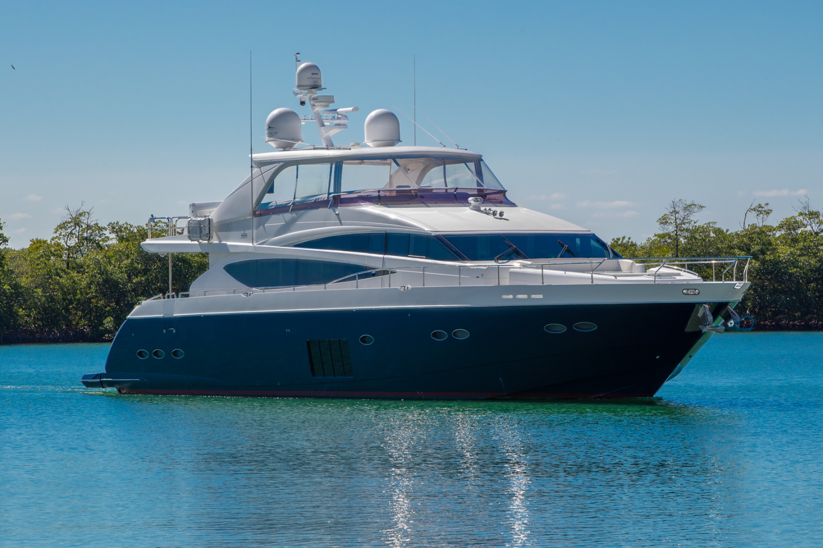 Picture Of: 85' Princess 85 2011 Yacht For Sale | 1 of 18
