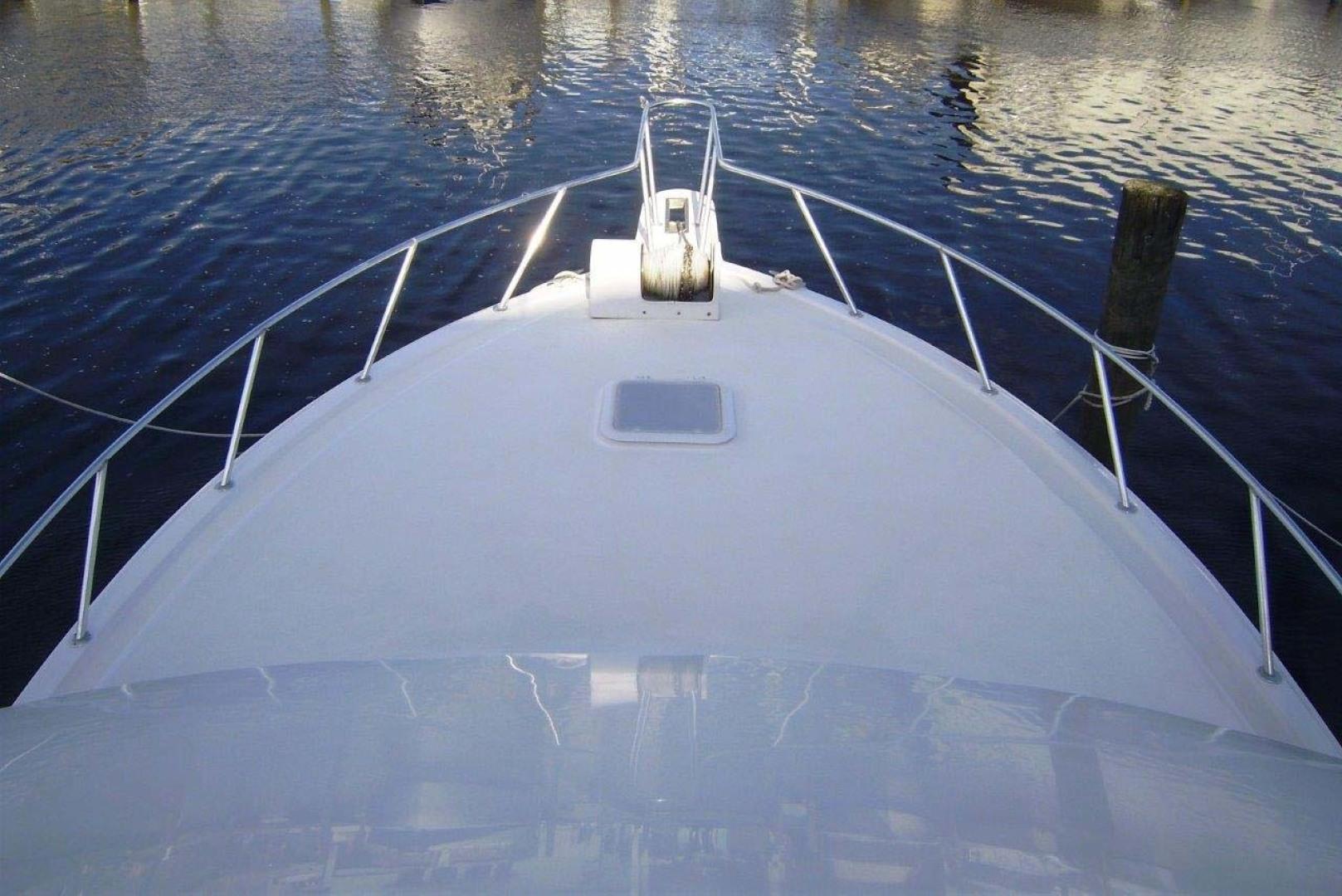 Egg Harbor-43 Sport Yacht 2005-EAGLE Ft. Pierce-Florida-United States-Foredeck-1318485 | Thumbnail