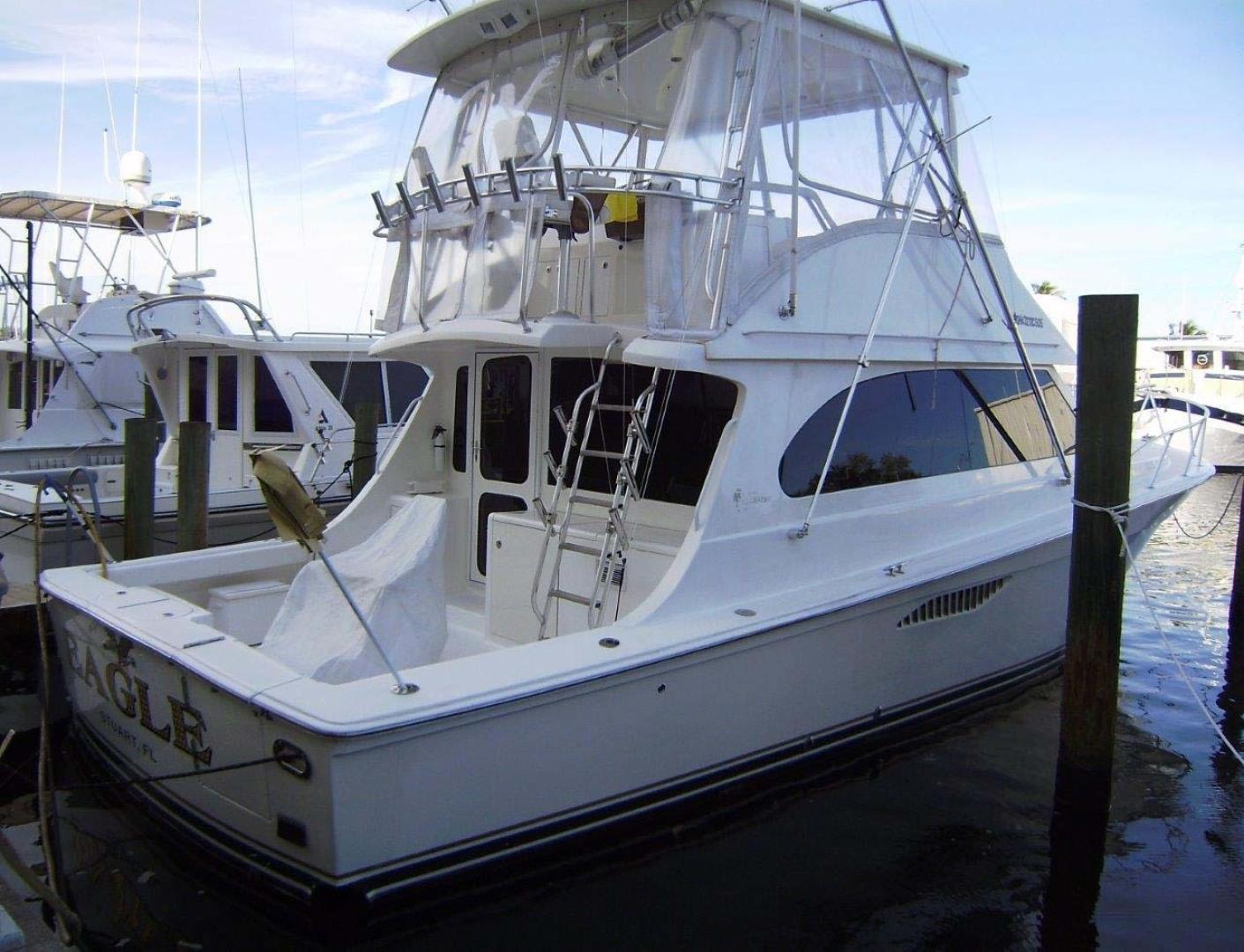 Egg Harbor-43 Sport Yacht 2005-EAGLE Ft. Pierce-Florida-United States-Starboard Aft-1318484 | Thumbnail