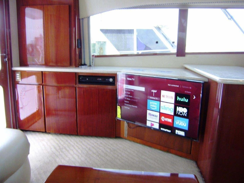 Egg Harbor-43 Sport Yacht 2005-EAGLE Ft. Pierce-Florida-United States-Salon-1318488 | Thumbnail