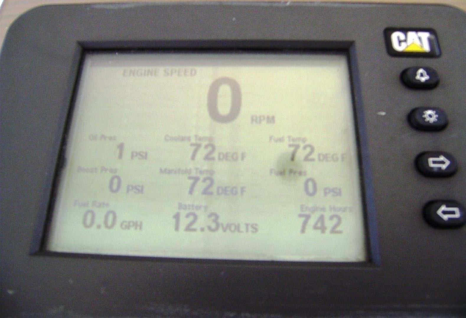 Egg Harbor-43 Sport Yacht 2005-EAGLE Ft. Pierce-Florida-United States-Engine Hours-1318504 | Thumbnail