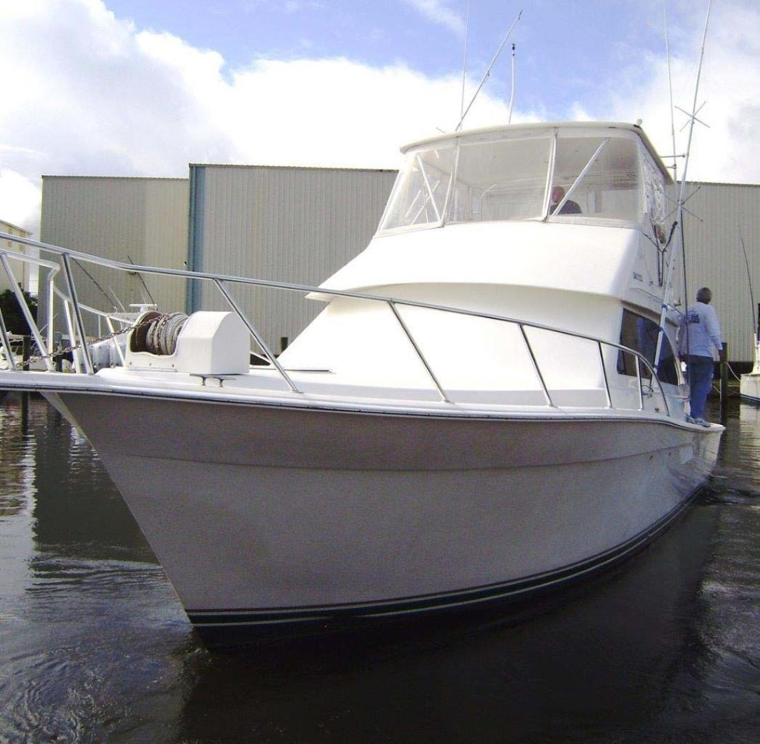 Egg Harbor-43 Sport Yacht 2005-EAGLE Ft. Pierce-Florida-United States-Port Bow-1318526 | Thumbnail