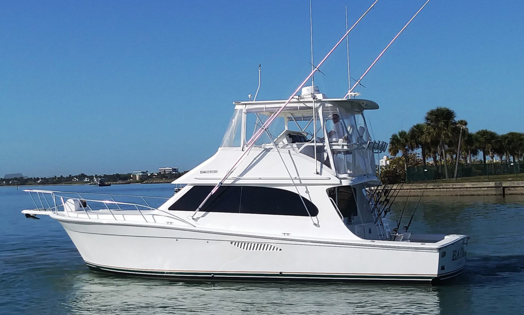 Picture Of: 43' Egg Harbor Sport Yacht 2005 Yacht For Sale | 1 of 42