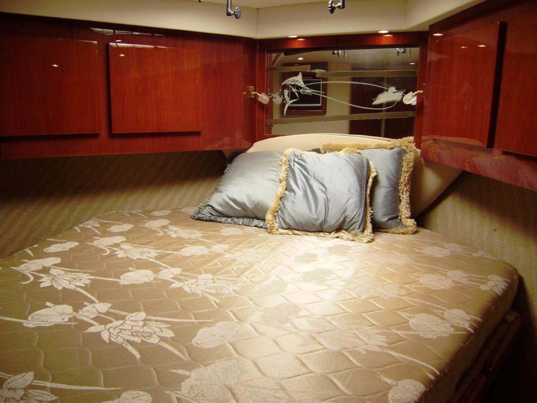 Egg Harbor-43 Sport Yacht 2005-EAGLE Ft. Pierce-Florida-United States-Master Cabin-1318494 | Thumbnail