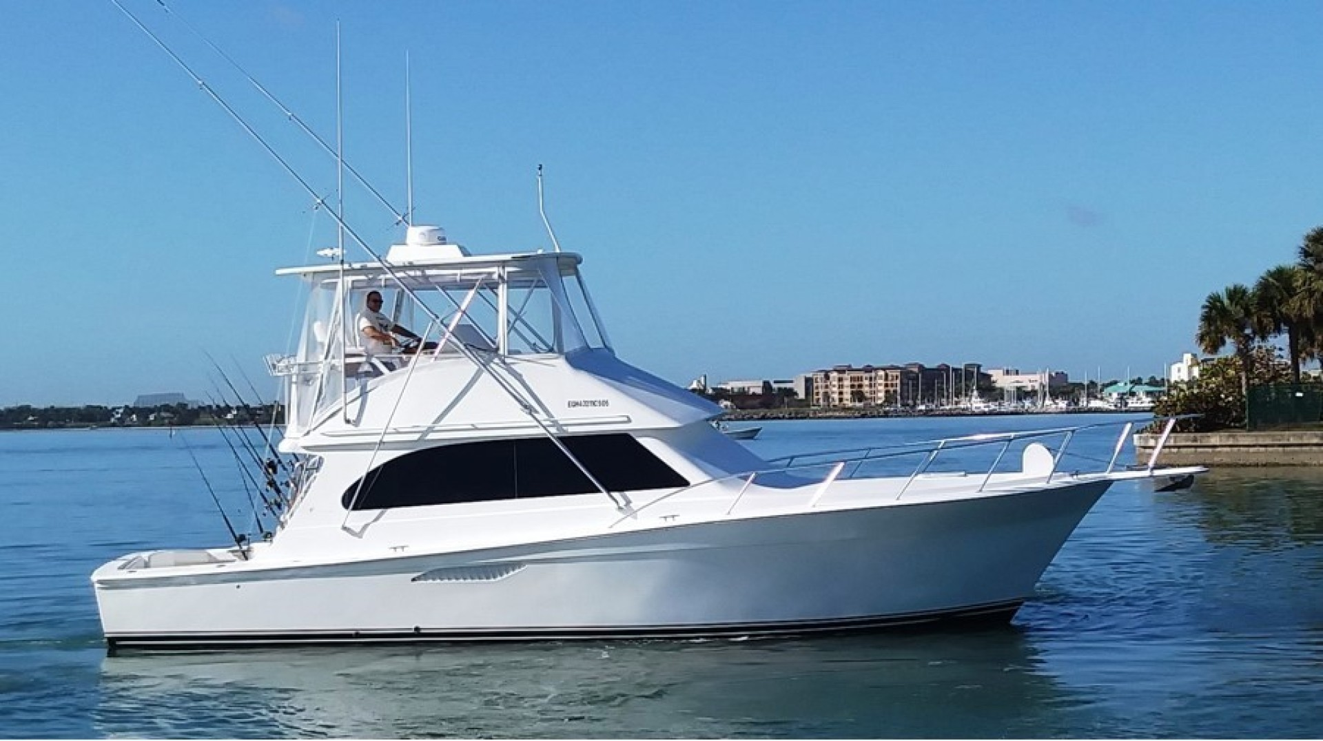 Picture Of: 43' Egg Harbor 43 Sport Yacht 2005 Yacht For Sale | 1 of 46