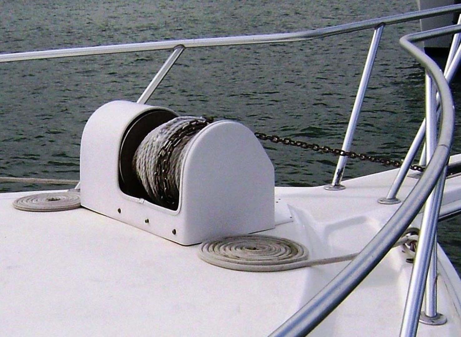 Egg Harbor-43 Sport Yacht 2005-EAGLE Ft. Pierce-Florida-United States-Anchor Windlass-1318597 | Thumbnail