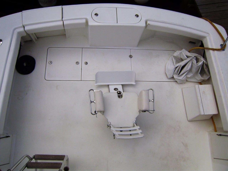 Egg Harbor-43 Sport Yacht 2005-EAGLE Ft. Pierce-Florida-United States-Cockpit-1318520 | Thumbnail