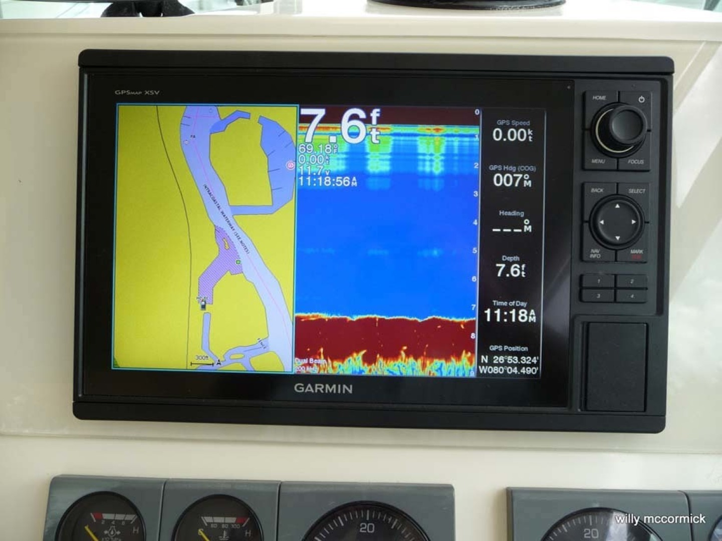 Sabre-36 Express Cruiser 2001-Cause We Can Palm Beach Gardens-Florida-United States-Garmin-1318577 | Thumbnail