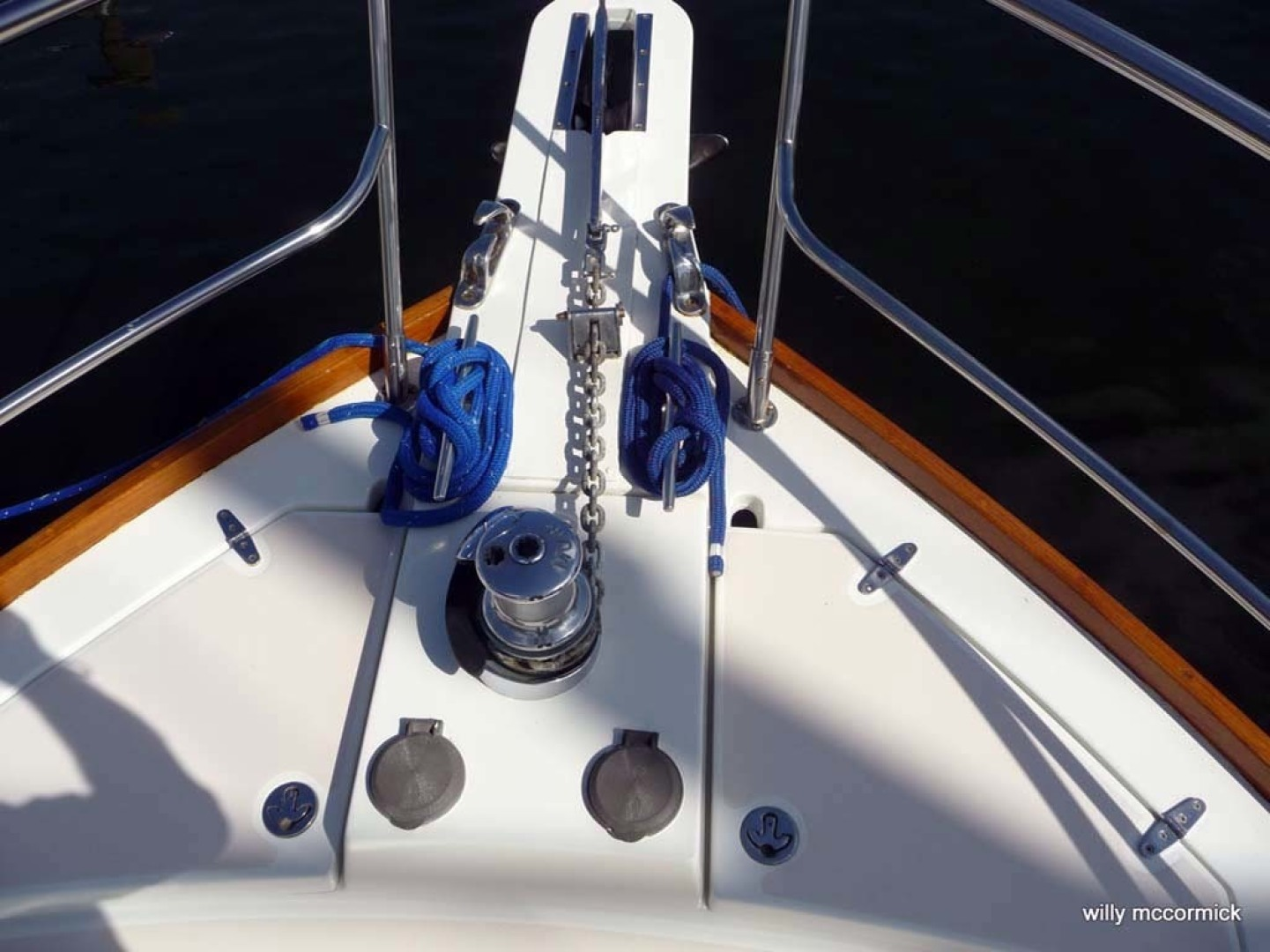 Sabre-36 Express Cruiser 2001-Cause We Can Palm Beach Gardens-Florida-United States-Windlass-1318560 | Thumbnail