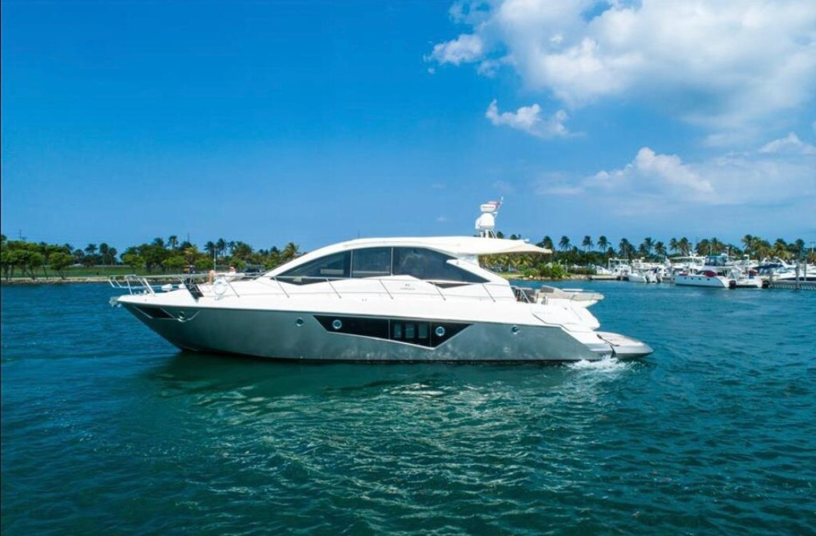 Picture Of: 60' Cranchi Fifty 8 HT 2013 Yacht For Sale | 1 of 45
