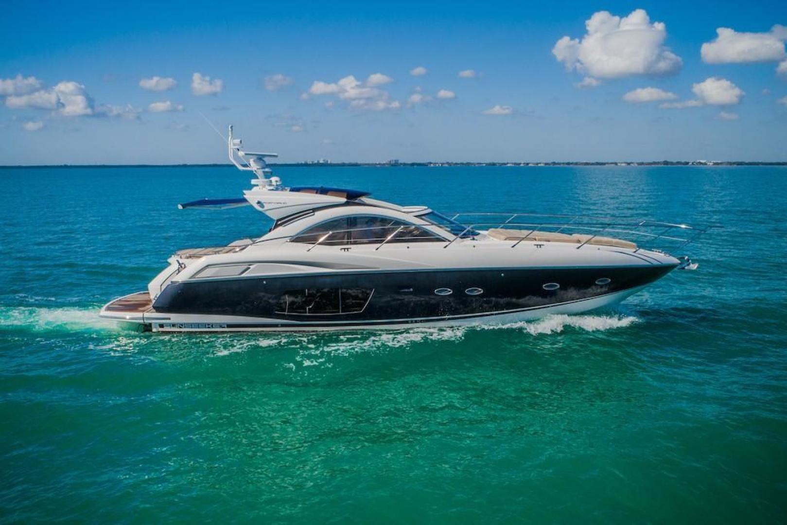 Picture Of: 52' Sunseeker Portofino 48 2012 Yacht For Sale | 2 of 38
