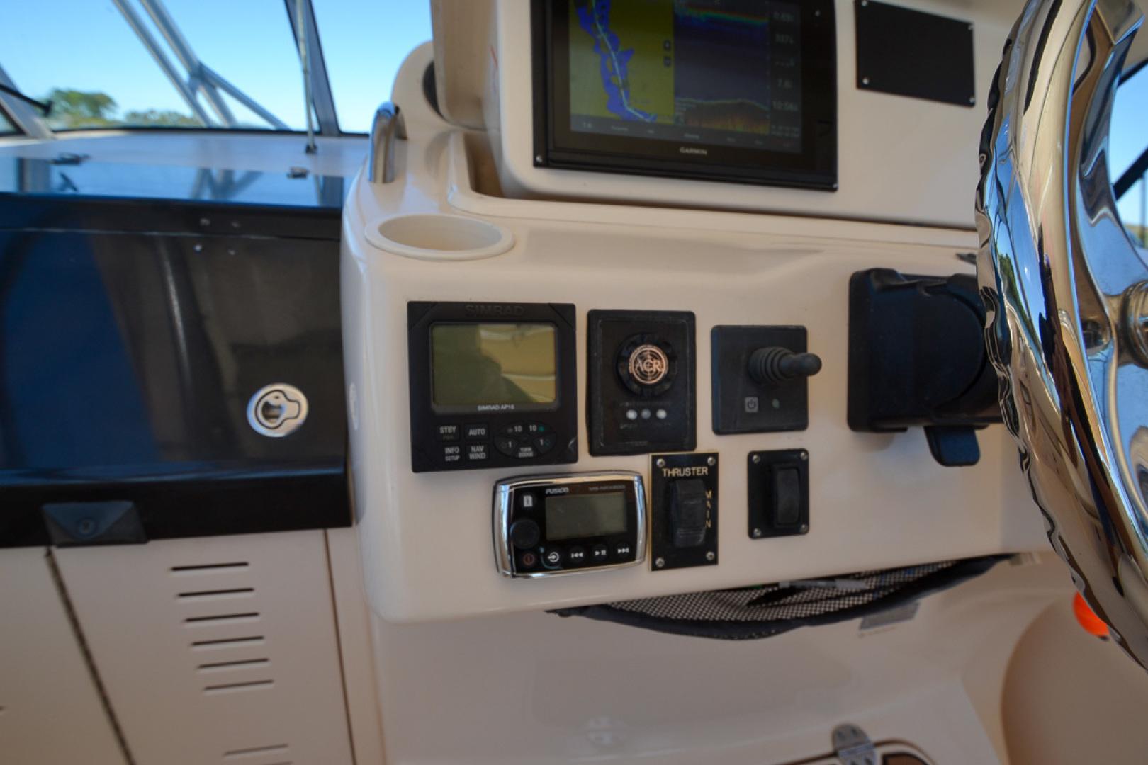 Autopilot & Bow Thruster