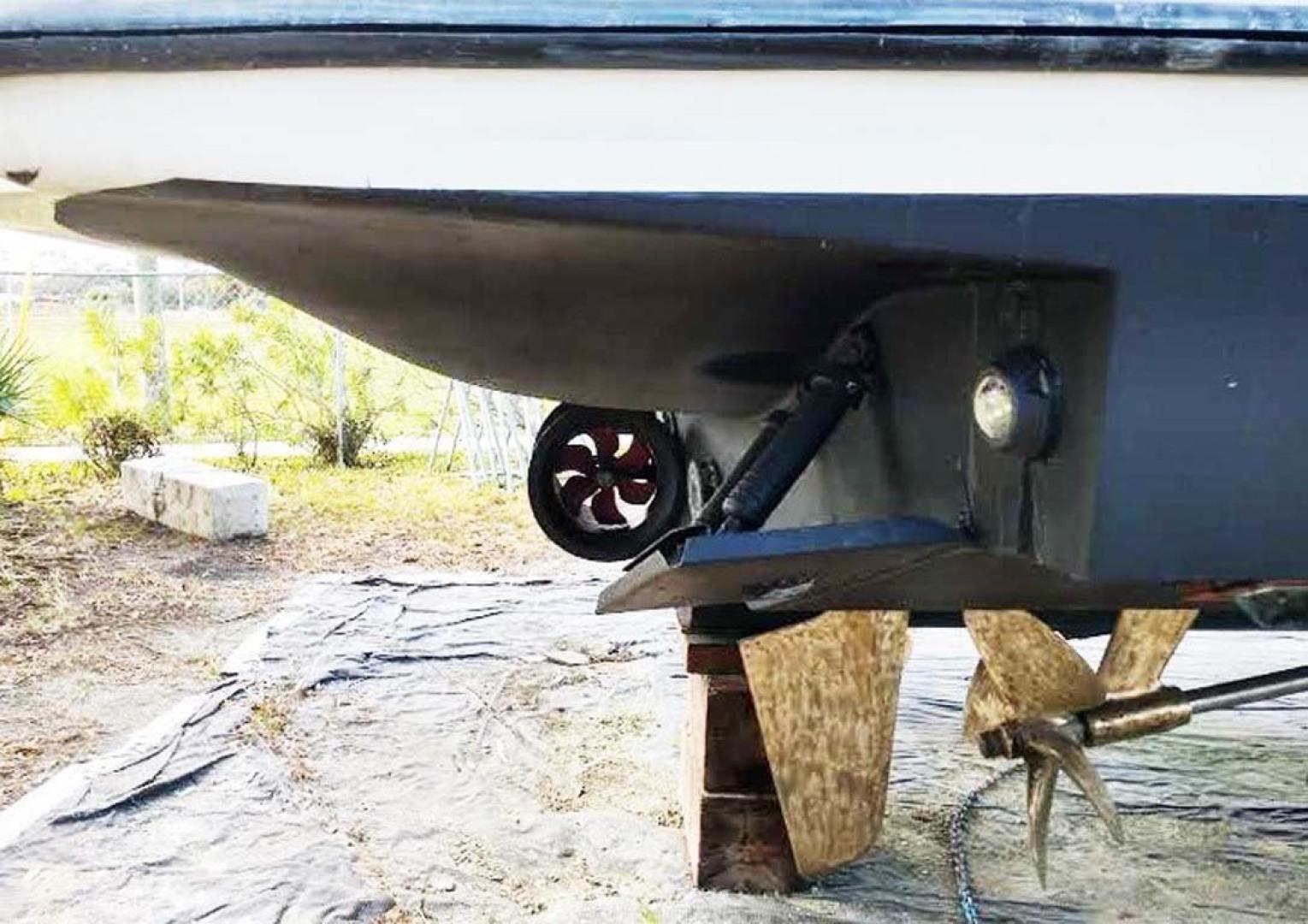 Azimut-46 Motor Yacht 2003-ChrAmy Melbourne-Florida-United States-Stern Thruster-1318902 | Thumbnail