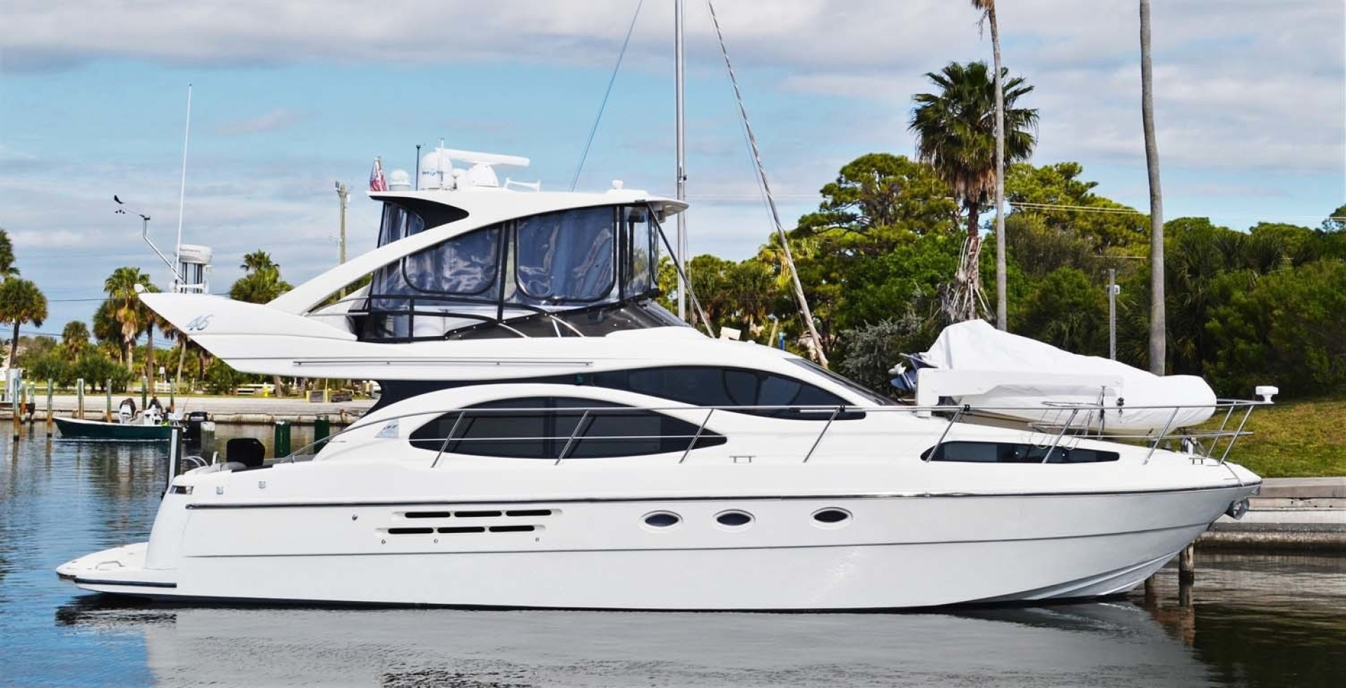 Picture Of: 49' Azimut 46 Motor Yacht 2003 Yacht For Sale | 1 of 27
