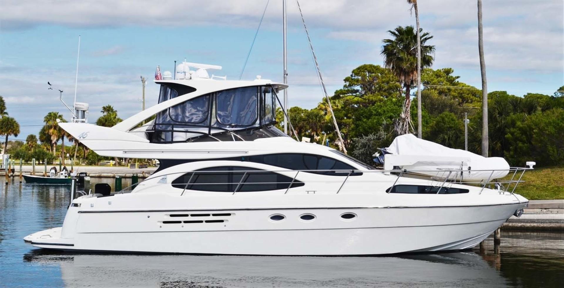 Azimut-46 Motor Yacht 2003-ChrAmy Melbourne-Florida-United States-Main Profile-1318878 | Thumbnail