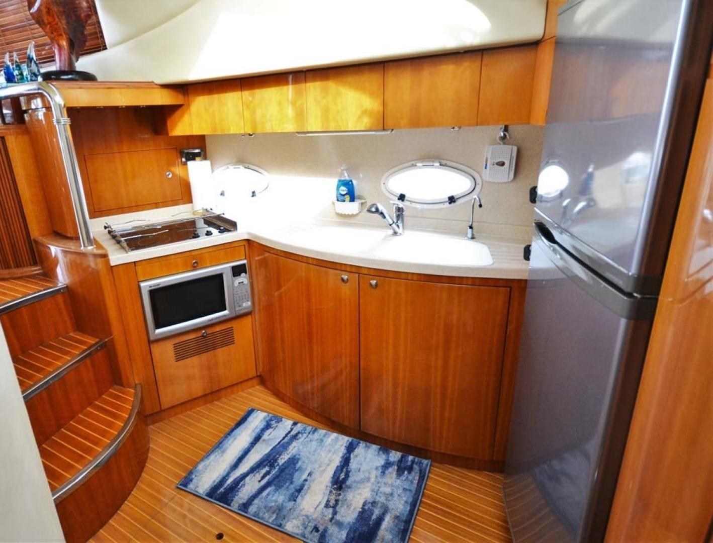 Azimut-46 Motor Yacht 2003-ChrAmy Melbourne-Florida-United States-Galley-1318890 | Thumbnail