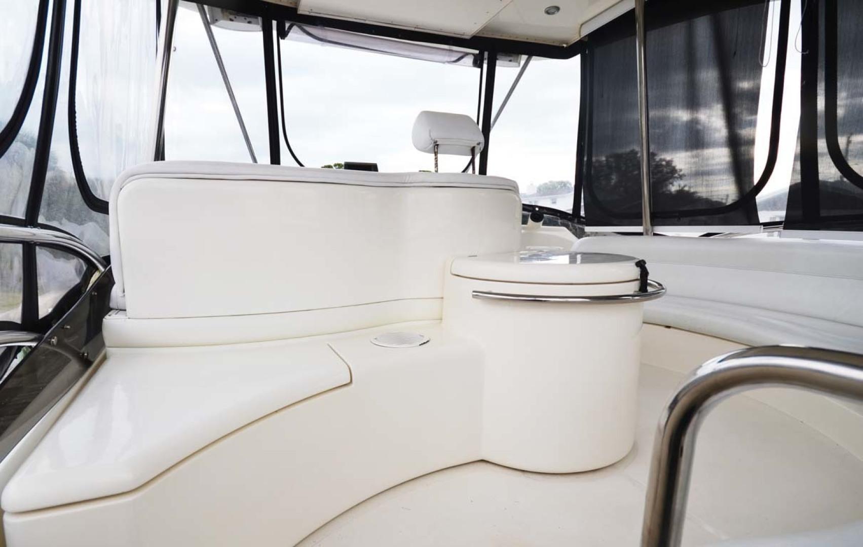 Azimut-46 Motor Yacht 2003-ChrAmy Melbourne-Florida-United States-Flybridge Entry-1318881 | Thumbnail