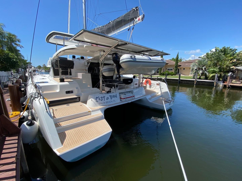 Lagoon-Lagoon 42 2018 -Hobe Sound-Florida-United States-2018 LAGOON 42 CEST SI BON FOR SALE-1458387 | Thumbnail