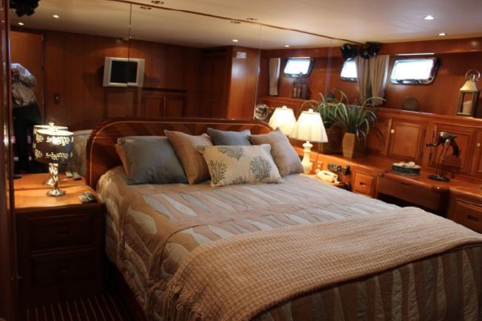 Ocean Alexander-548 Pilothouse 2000 -Cape Charles-Virginia-United States-1318965 | Thumbnail