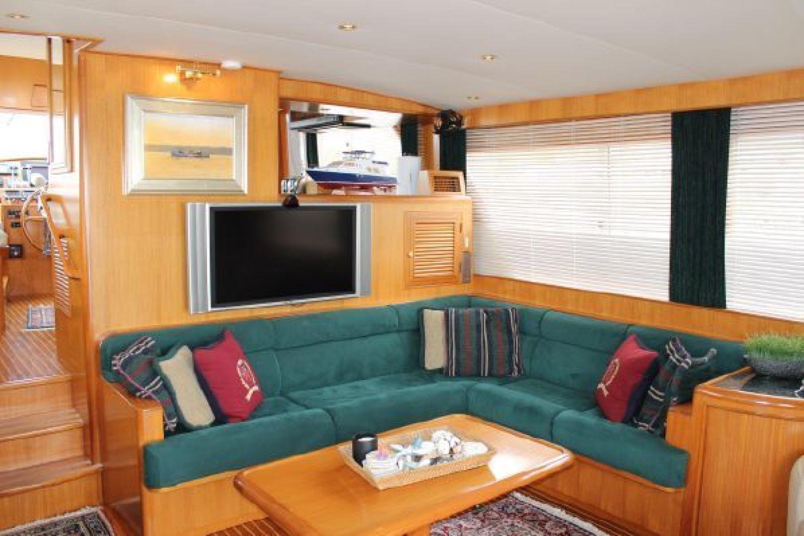 Ocean Alexander-548 Pilothouse 2000 -Cape Charles-Virginia-United States-1318999 | Thumbnail