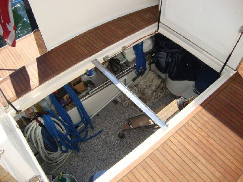 Ocean Alexander-548 Pilothouse 2000 -Cape Charles-Virginia-United States-1319047 | Thumbnail