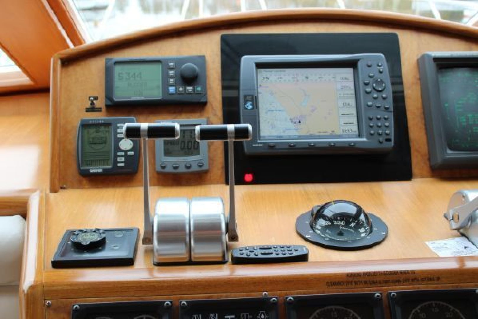 Ocean Alexander-548 Pilothouse 2000 -Cape Charles-Virginia-United States-1318992 | Thumbnail