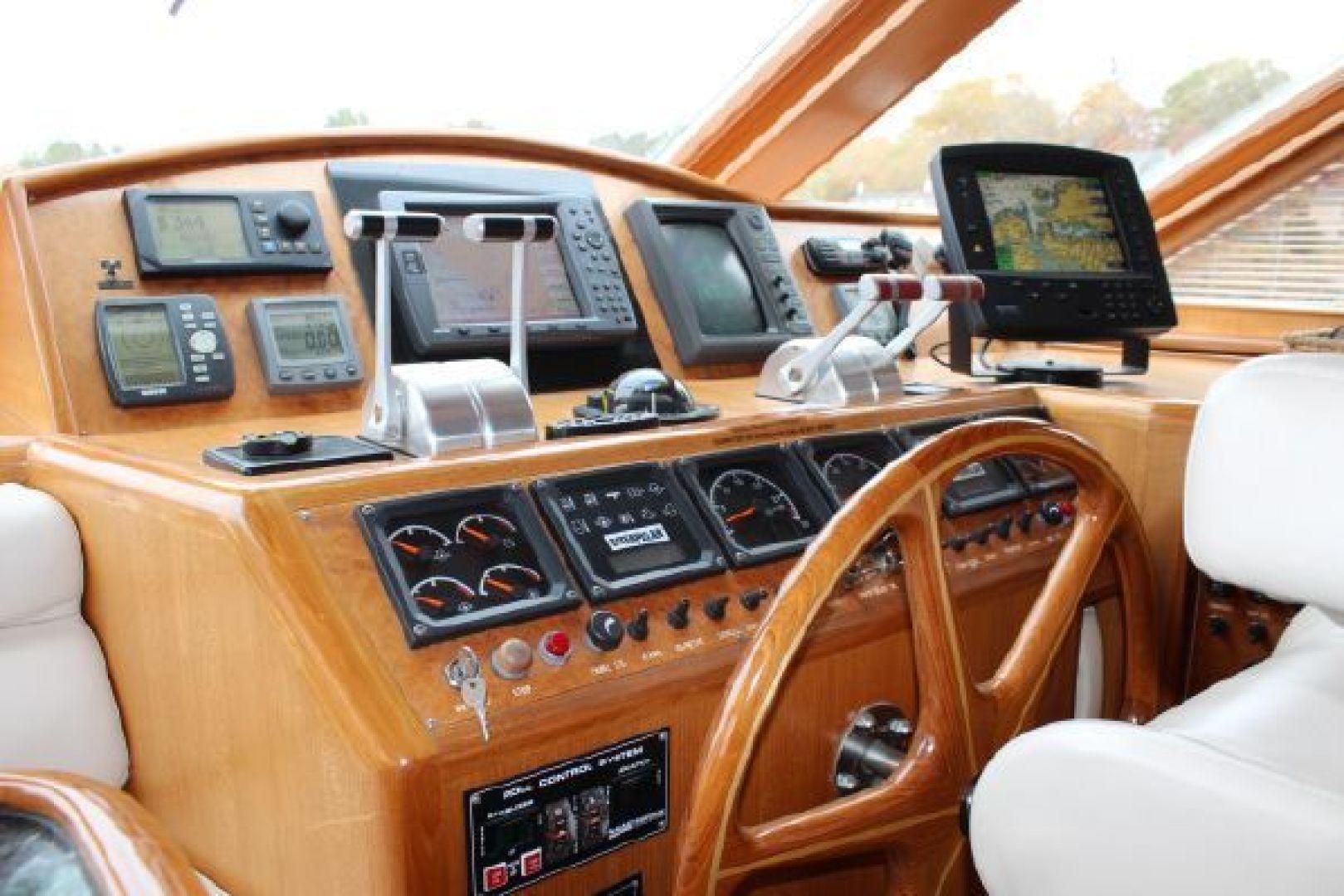 Ocean Alexander-548 Pilothouse 2000 -Cape Charles-Virginia-United States-1318995 | Thumbnail