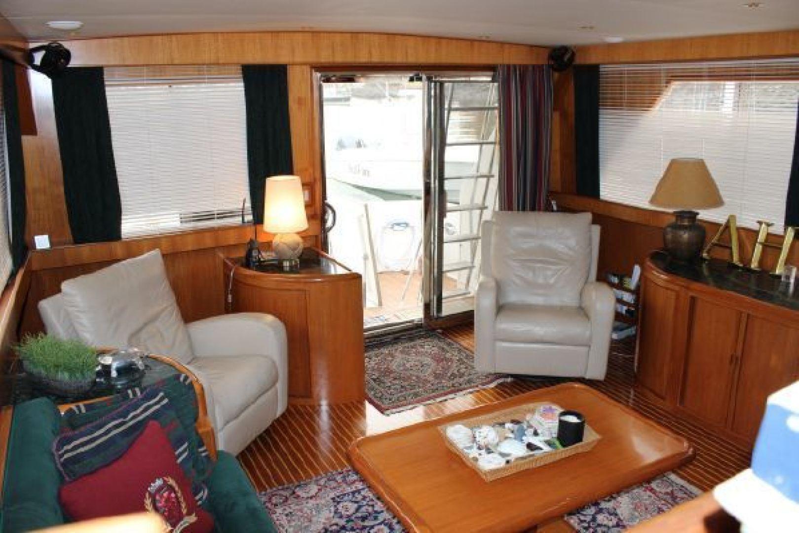 Ocean Alexander-548 Pilothouse 2000 -Cape Charles-Virginia-United States-1318959 | Thumbnail
