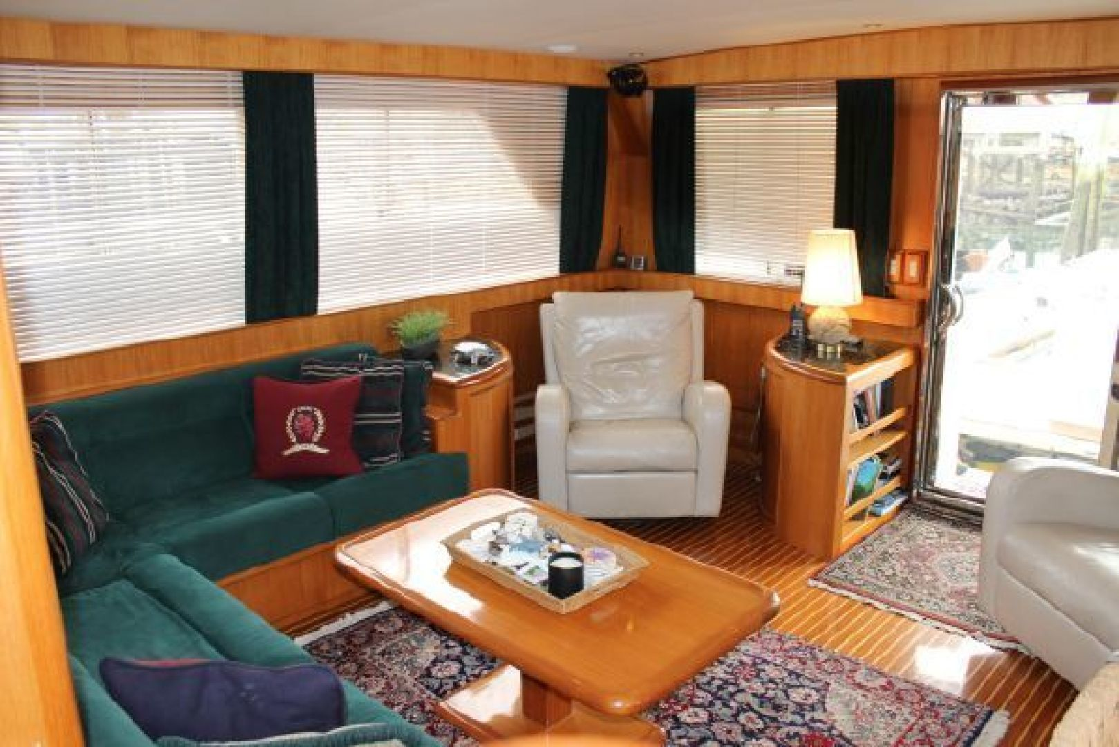 Ocean Alexander-548 Pilothouse 2000 -Cape Charles-Virginia-United States-1318960 | Thumbnail