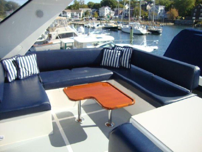 Ocean Alexander-548 Pilothouse 2000 -Cape Charles-Virginia-United States-1319049 | Thumbnail