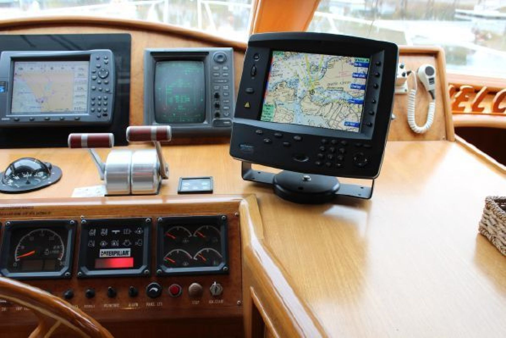 Ocean Alexander-548 Pilothouse 2000 -Cape Charles-Virginia-United States-1318993 | Thumbnail