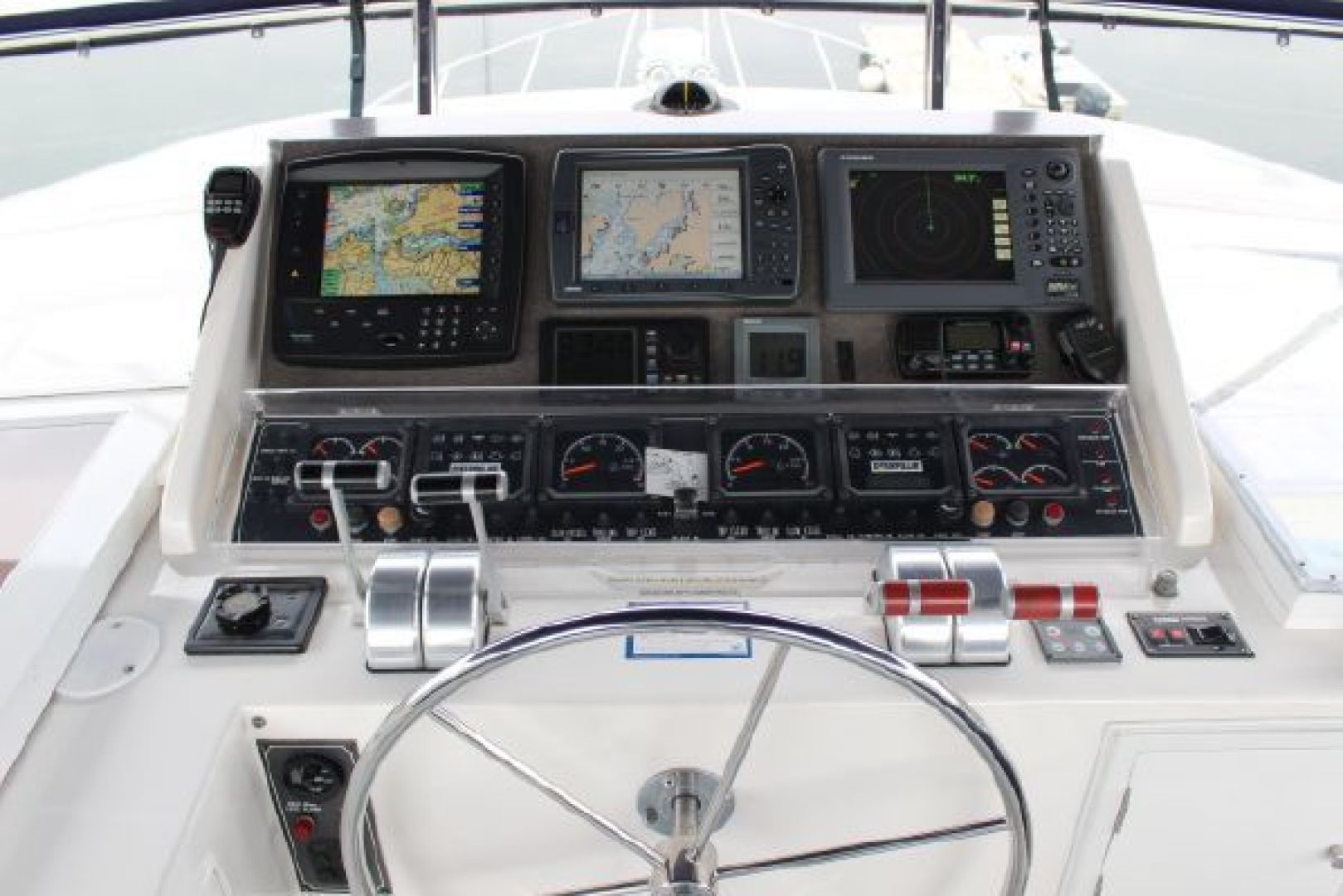 Ocean Alexander-548 Pilothouse 2000 -Cape Charles-Virginia-United States-1318981 | Thumbnail