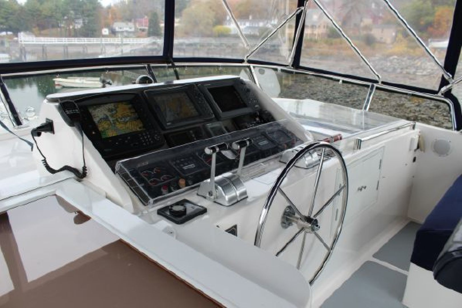 Ocean Alexander-548 Pilothouse 2000 -Cape Charles-Virginia-United States-1318984 | Thumbnail
