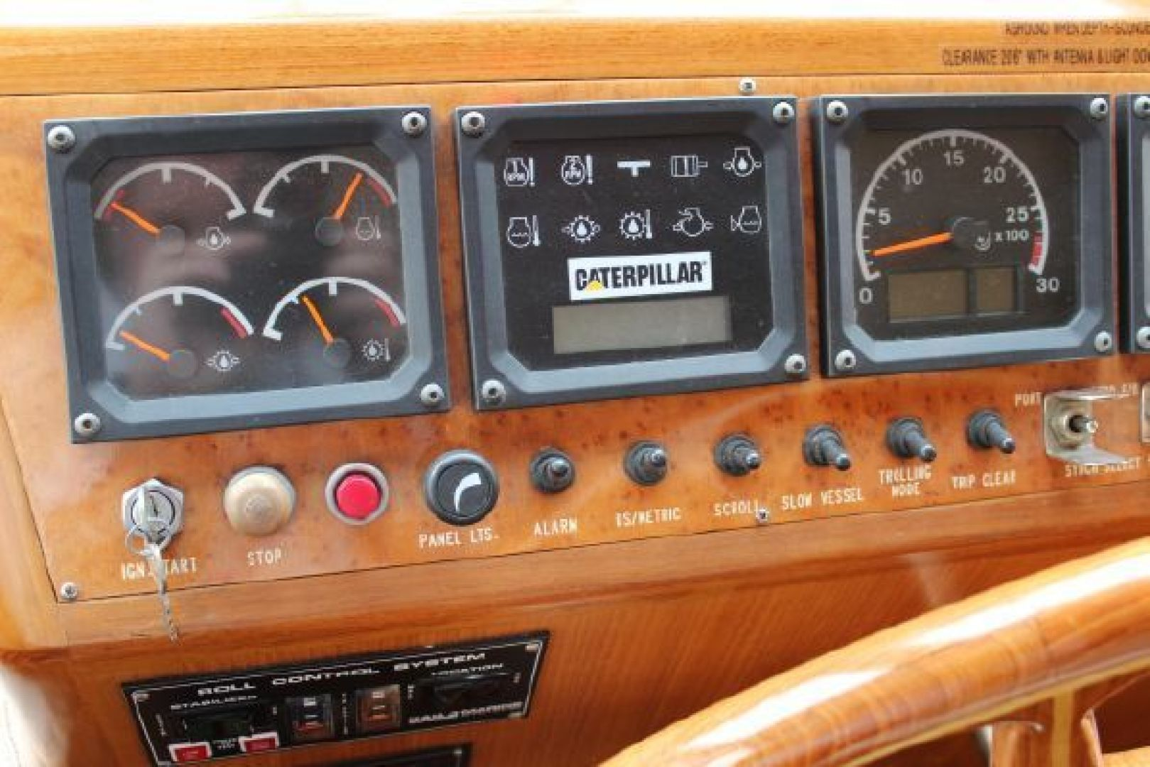 Ocean Alexander-548 Pilothouse 2000 -Cape Charles-Virginia-United States-1319001 | Thumbnail